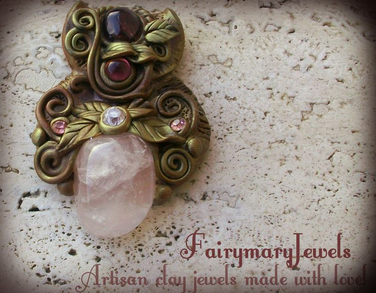 ✿*´¨)* ¸.•*¸.• ✿´¨).• ✿¨ My jewelry tells of dreams , of fairies and enchantments and while my imagination flies light , they come to life , including leaves , buds and a thousand colors , enclosing small , mysterious , enchanted worlds . ✿*´¨)* ¸.•*¸.• ✿´¨).• ✿¨