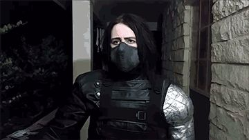 Most of the intelligence community doesn't believe he exists. The ones that do call him the Winter Soldier. He's credited over two dozen assassinations in the last 50 years.- Hahaha