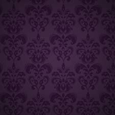 Vintage Dark Purple Wallpaper
