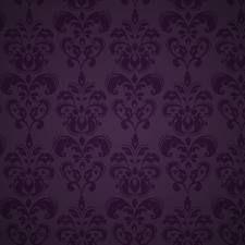 Vintage Dark Purple Wallpaper
