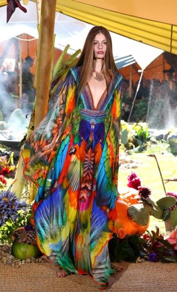 Camilla S/S 2013/14, Australia Fashion Week