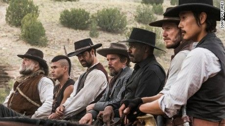 The Magnificent 7 (2016), is a new film classic. It's the REAL, Old West, as you've rarely seen portrayed in books on on film. Antoine Fuqua has directed a well-cast, nailbiting, Western masterpiece. There are Oscar-worthy performances from Denzel Washington, Ethan Hawke, Chris Platt, and a nearly unrecognizable Vincent  D'Onofrio. Ignore the clueless film critics, who hated on this movie. It's a keeper, for my film collection.⭐⭐⭐⭐