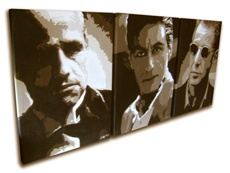 Godfather paintings