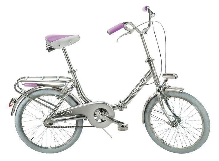 Bicycle - Cigno Seventy Viola Mykonos www.bernardisrl.net