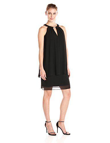 Jessica Howard Women's Rhinestone Keyhole Neck Dress, Bla... https://www.amazon.com/dp/B0166YUUEY/ref=cm_sw_r_pi_dp_x_Ny6.ybPMB5ADP