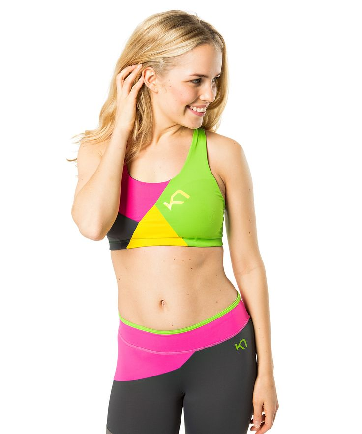 Stay super comfortable, sporty and sexy from the inside out!