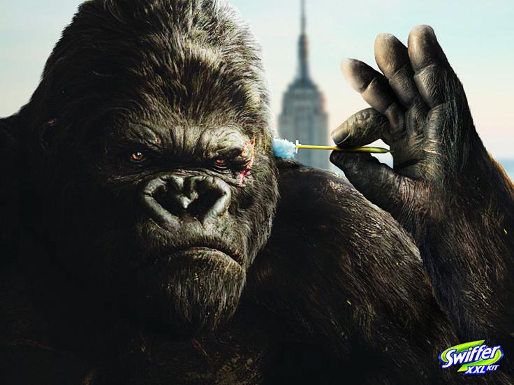 SWIFFER XXL - King Kong