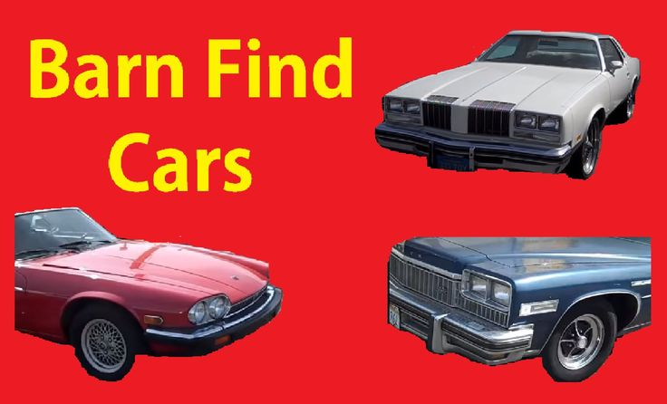 Classic Car Lot Walkaround Barn Find Classics Old Muscle Cars Video 2