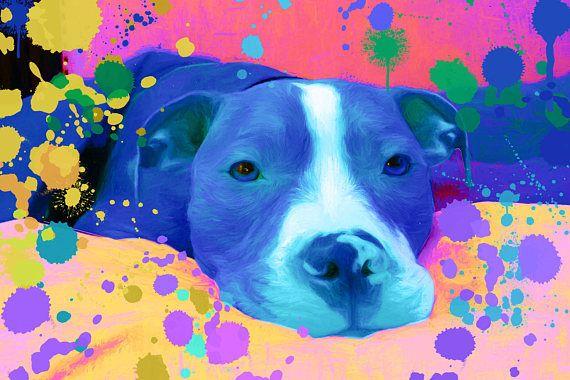 Pet portrait Custom dog portrait Dog portrait custom Custom