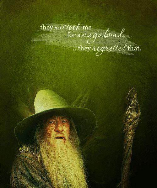 Gandalf the Vagabond