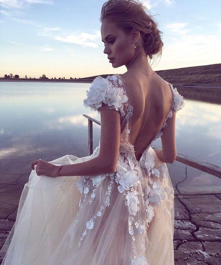 Mejores 250 imágenes de Bridal en Pinterest | Vestidos de novia ...