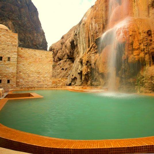 Ma'In Hot Springs - Madaba, Jordan. Best Design Hotel Deals, Top Reviews