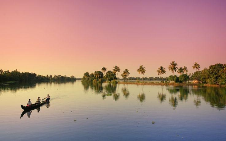 #Alleppey #Backwaters