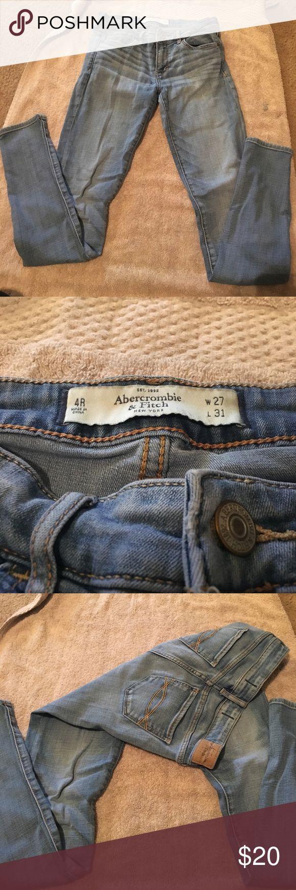 Abercrombie & Fitch skinny jeans Abercrombie & Fitch skinny jeans Abercrombie & Fitch Jeans Skinny