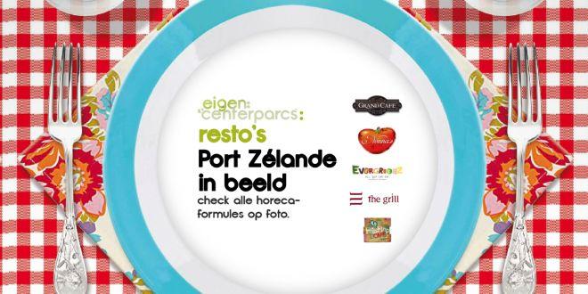 De Market Dome van Port Zélande in beeld. Inclusief nieuwe Grand Café én Nonna's!