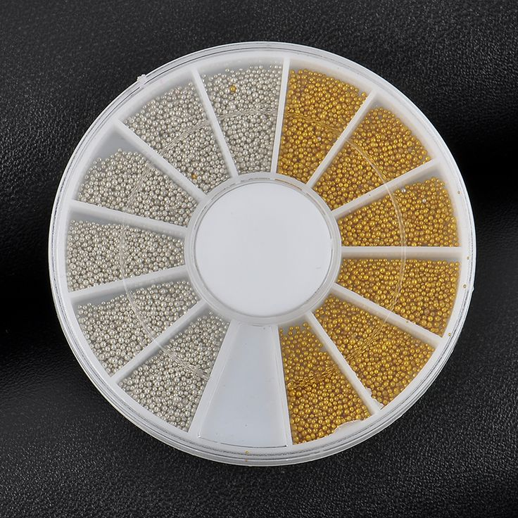 Mode DIY blanc jaune Perles Acrylique Glitter Nail Art Conseils Mix Couleurs Strass Pour Ongles Décoration roue Livraison Gratuite