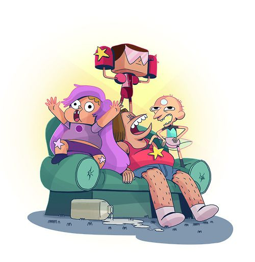 Clarence/Steven Universe!