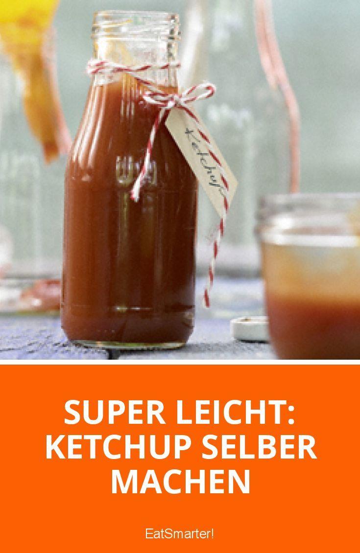Super leicht: Ketchup selber machen | eatsmarter.de