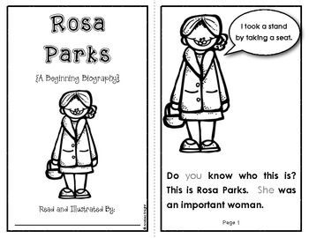 an introduction to the history and the importance of rosa parks Why are national parks important national parks protect the best of our natural heritage:  nsw's national parks are alive with history and culture.