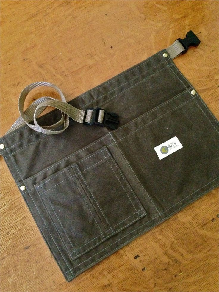 waist apron with pockets tools denim - Google Search