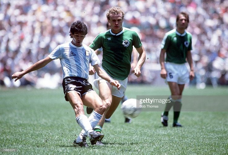 Final: Argentina - West Germany 3:2