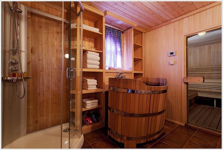Дом Пырина с баней. Баня
