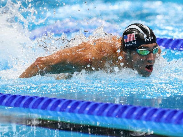 Michael Phelps ends career with 23rd Olympic gold medal as U.S. wins medley relay