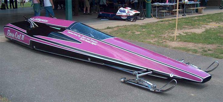 1972 Boss Cat ll - 168mph