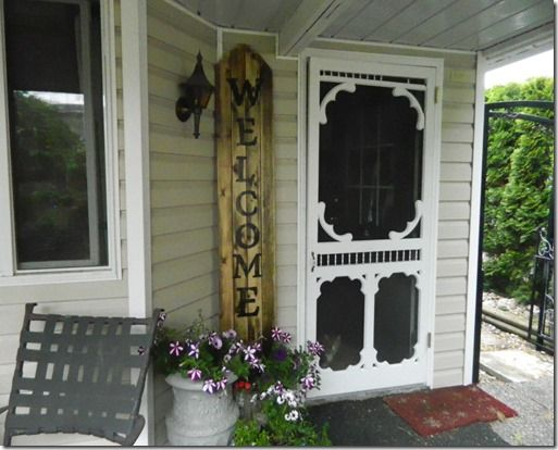 159 Best Images About Don T Let The Screen Door Hit You
