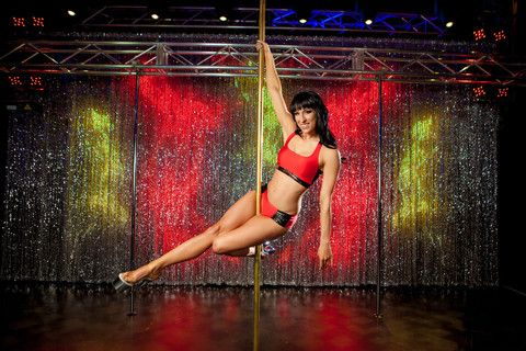 Cleo's Rock N Pole DVD - Cleo the Hurricane - Pole Sit - Pole Dance - Pole Fitness  Get ready to rock the pole! Cleo's 2nd DVD is everything and MORE than you would want from a home instructional DVD