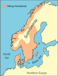 Vikings (a story by Brampton School)