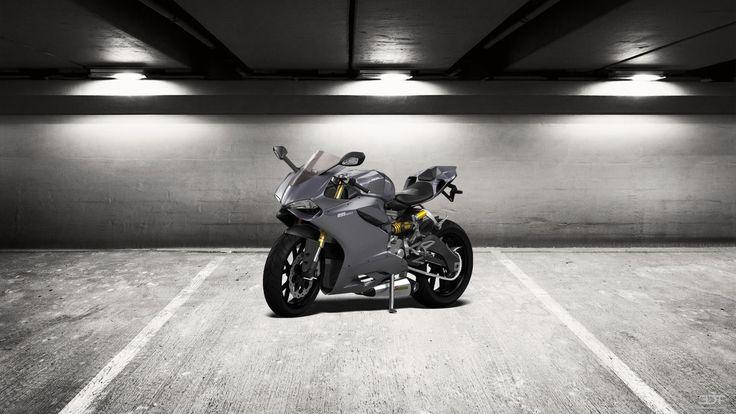 Ducati 899 Panigale 2015 Shiva Edition
