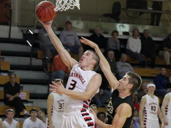 Grinnell College's Jack Taylor scores NCAA record 138 points