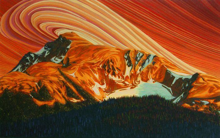 West-Bowl - Chili Thom, Whistler, B.C.