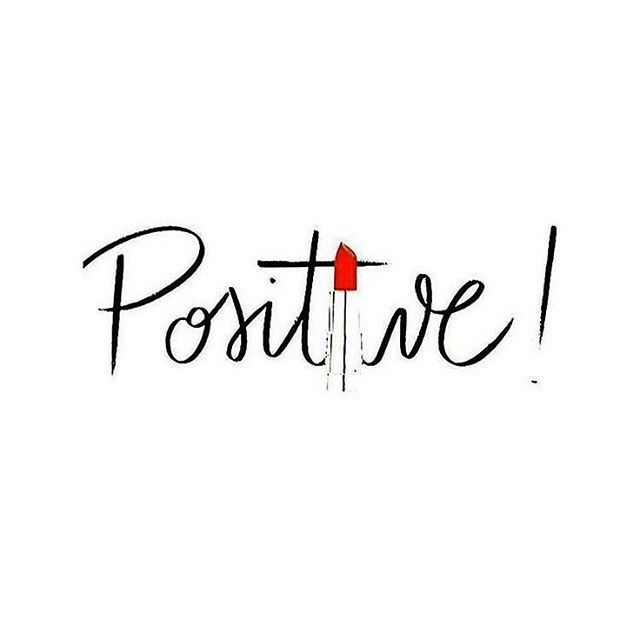 Positive ❤️