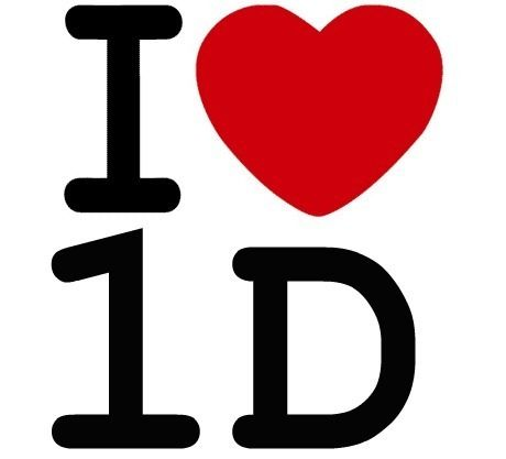 I Love One Direction Logo Best 25+ One direction...