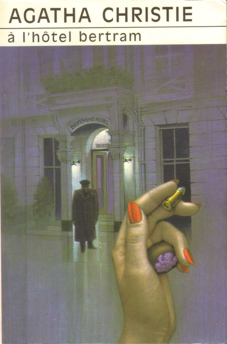 22 best Agatha Christie / Tom Adams Book Covers images on Pinterest