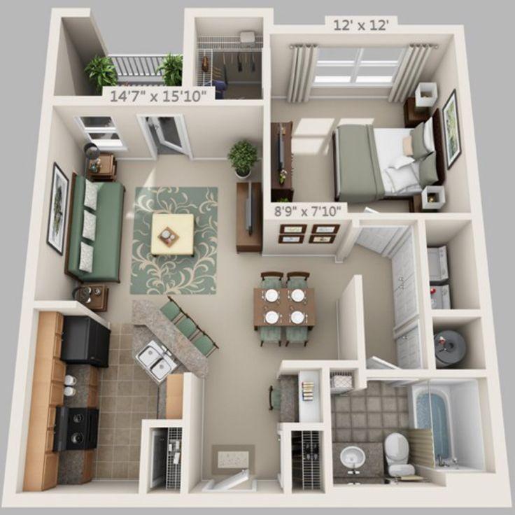 Mejores 455 im genes de arquitectura en pinterest for Arquitectura casas pequenas