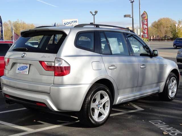 2007 BMW X3 (2)
