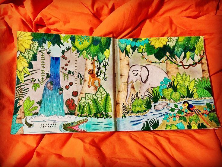 #magicjungle #johannabasford #johannabasfordrepost #johannabasfordmagicaljungle #johannabasfordcoloringbook #magicaljunglecoloringbook #magicaljunglecoloringbook #magicaljunglejohannabasford #frunze #junglamagica #jungle #junglebook #leafy #leafs #leavles #jungleleaf #jungleleaves #elephant #monkey #crocodile #parot