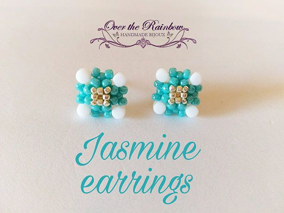 PDF - JASMINE EARRINGS