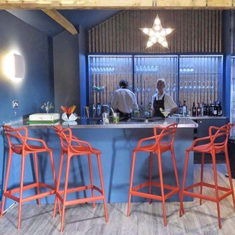 MASTERS Stool by Philippe Starck for Kartell. Unmistakeably iconic. #gorgeous #indoorandoutdoor #downtowndesign #thedubaimall #galerieslafayettedubai #milan #masters