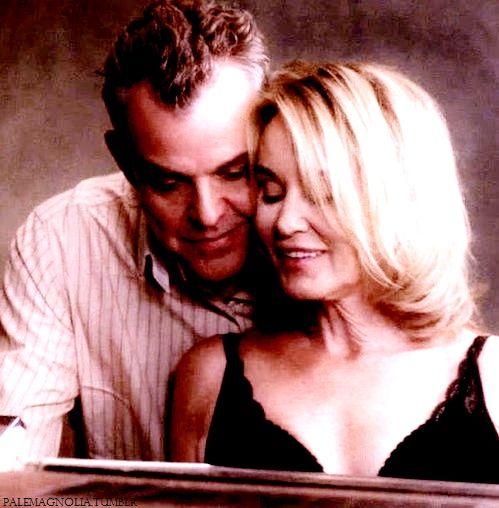 Jessica Lange & Danny Huston