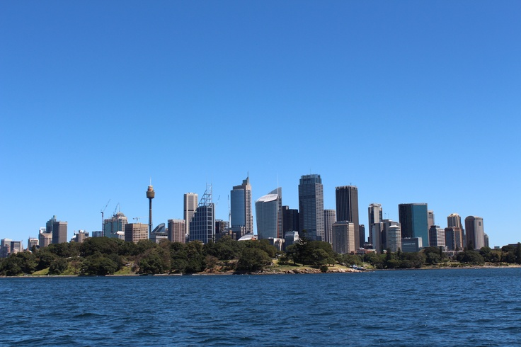 One of the most beautiful city's  Sydney