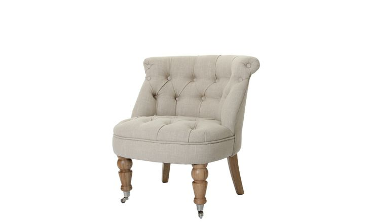 This Virginia Occasional Chair is perfect for a #bedroom - snuggle up with a good book! #Fishpools