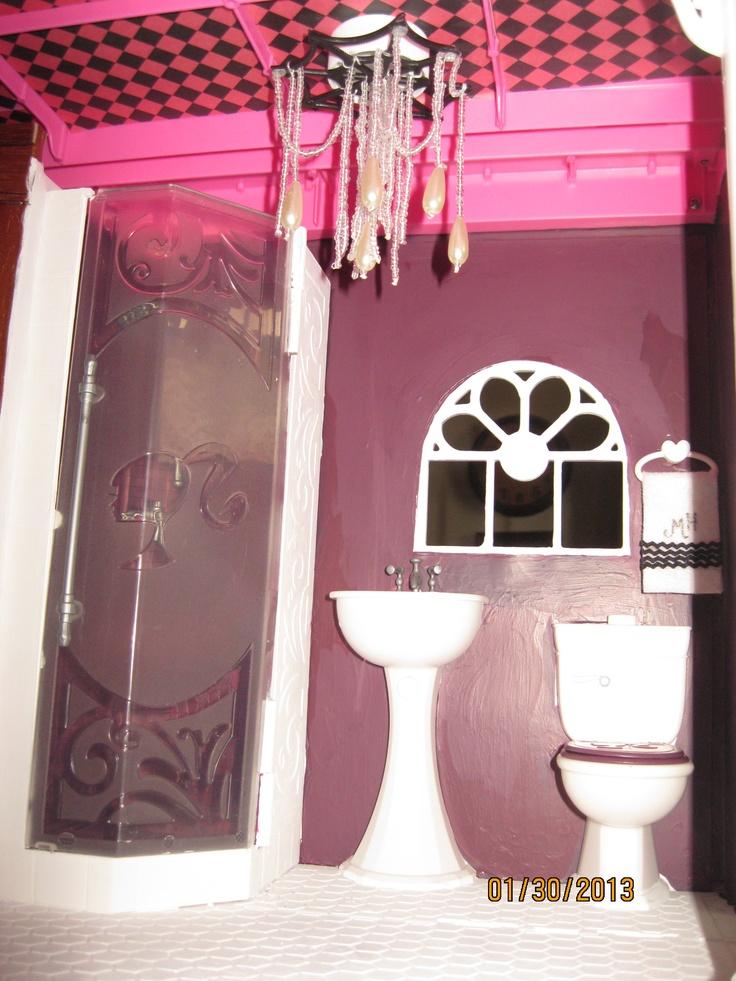52 best Monster High images on Pinterest   Doll houses, Dollhouses ...