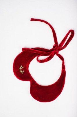 Din gama accesorii elegante pentru fetițe cochete – gulerașele detașabile