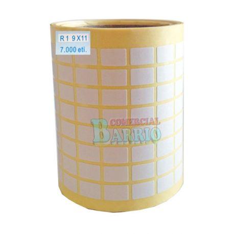 Etiquetasadhesivas para poner precios papel blanco o for Papel de pared precio