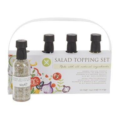 Salade topping set