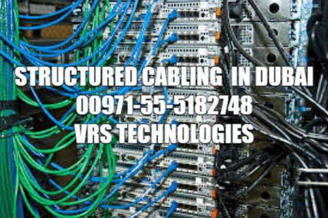 VRS Technologies LLC, is one of the top Emerging Structured Cabling services provider in Dubai .Call us today 00971-55-5182748